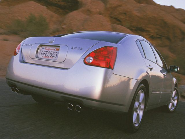 2005 Nissan Maxima Exterior Photo