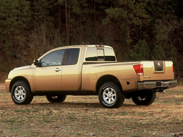 2004 Nissan Titan Exterior Photo