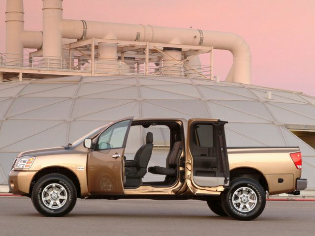 2005 Nissan Titan Exterior Photo
