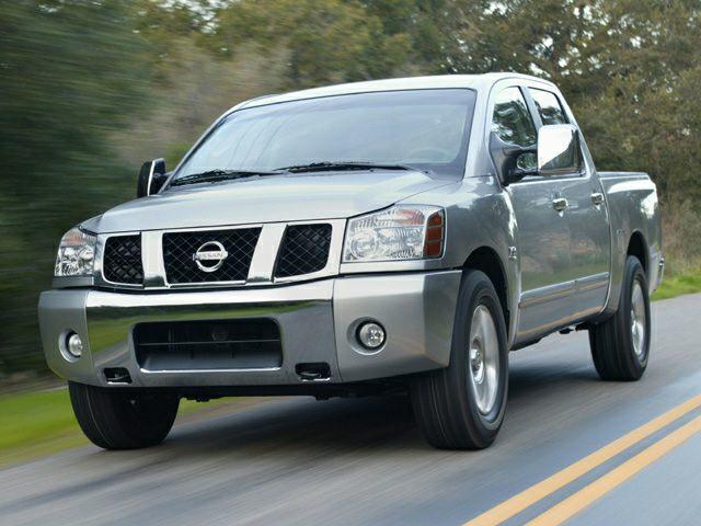 2005 Nissan Titan Exterior Photo