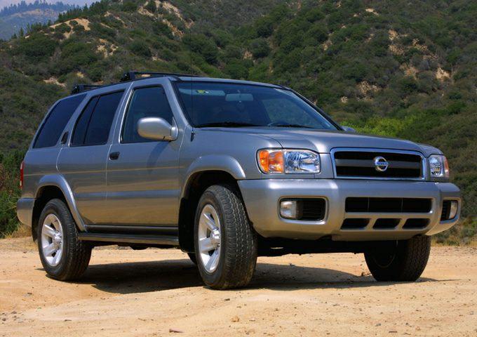 2004 Nissan Pathfinder Exterior Photo