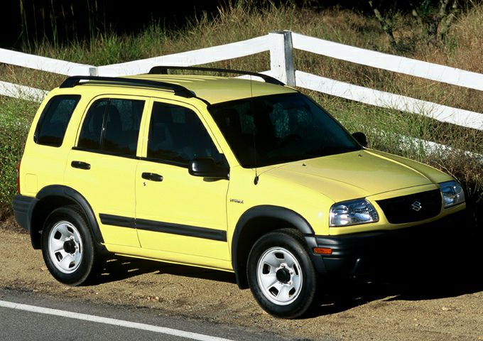2004 Vitara V6