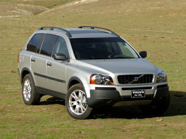 2004 Volvo XC90 Exterior Photo