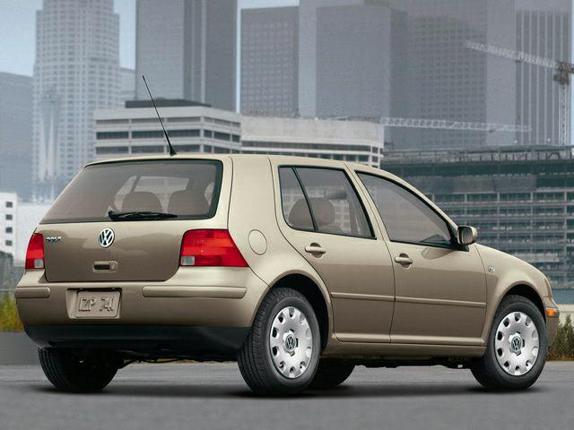 2004 Volkswagen Golf Exterior Photo