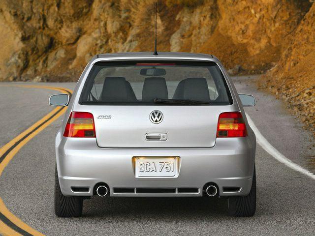 2004 Volkswagen R32 Exterior Photo