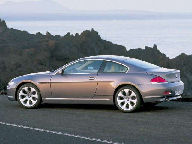 2004 Bmw 645 Ci 2dr Coupe Information