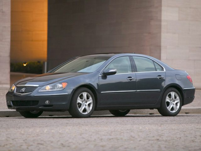 2006 acura rl information. Black Bedroom Furniture Sets. Home Design Ideas