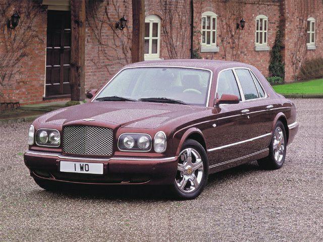 2006 Bentley Arnage Exterior Photo