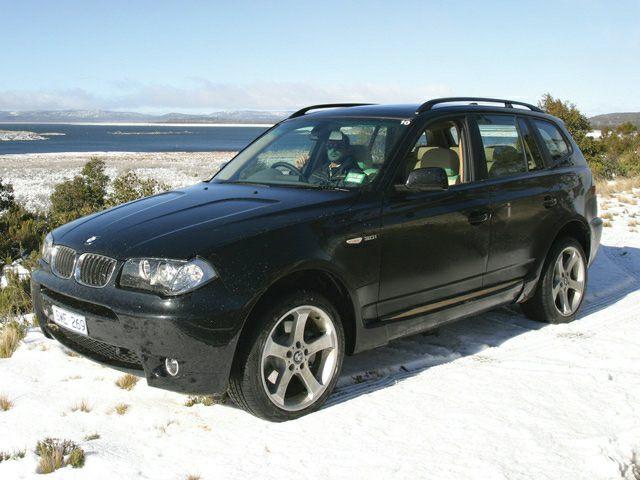 2005 BMW X3 Exterior Photo