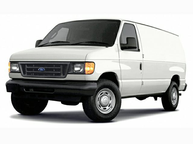 2005 E-150