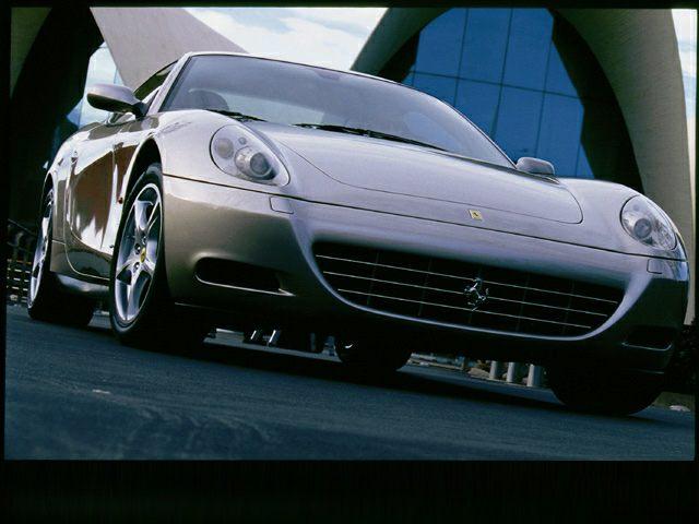 2005 612 Scaglietti