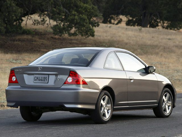 2005 honda civic vp 2dr coupe pictures for Honda civic vp