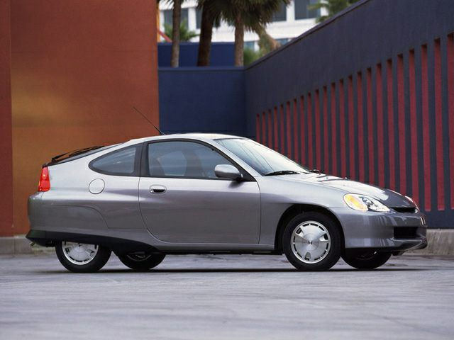 2005 Honda Insight Exterior Photo