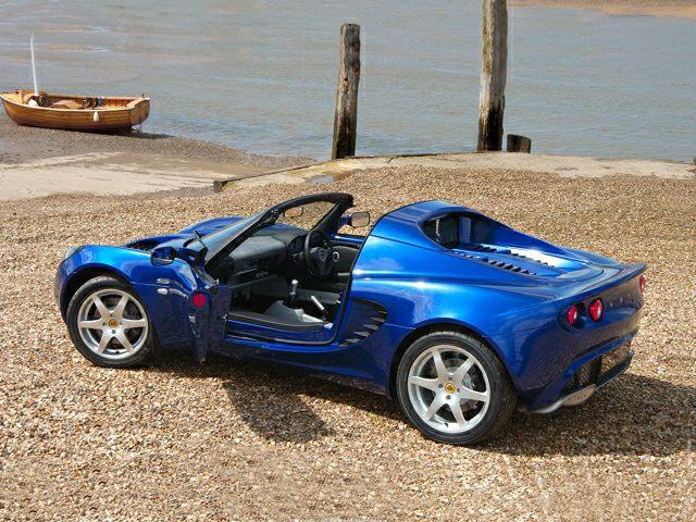 2005 Lotus Elise Exterior Photo