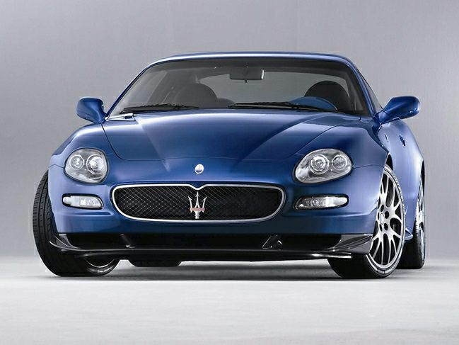 2005 Maserati GranSport Exterior Photo