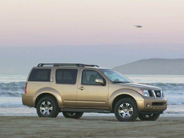 2006 Nissan Pathfinder Exterior Photo