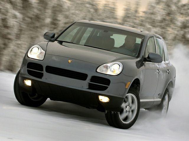 2005 Porsche Cayenne Exterior Photo