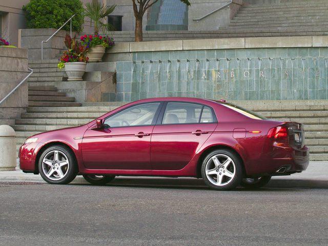 2006 Acura TL Exterior Photo