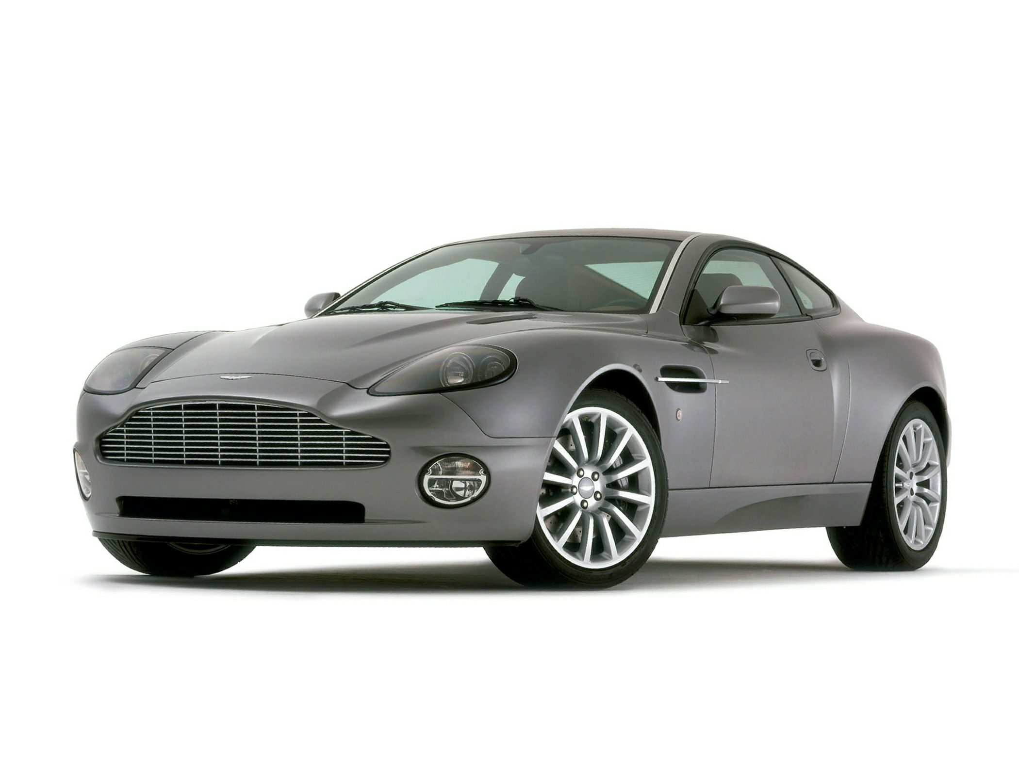 2006 Aston Martin Vanquish Exterior Photo