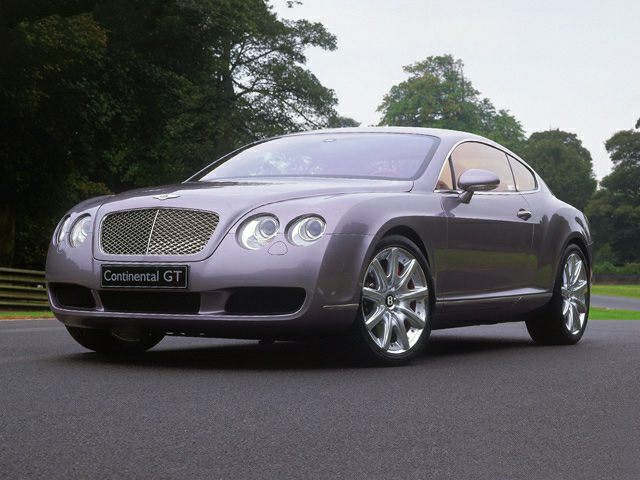 2006 Continental GT