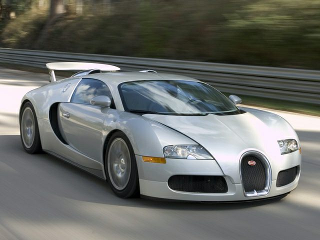 2006 Bugatti Veyron Exterior Photo