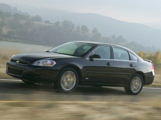 2006 Chevrolet Impala Exterior Photo