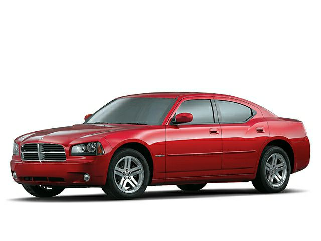 2008 Dodge Charger Information