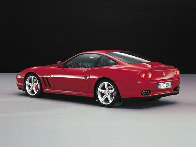 2006 Ferrari 575M Exterior Photo