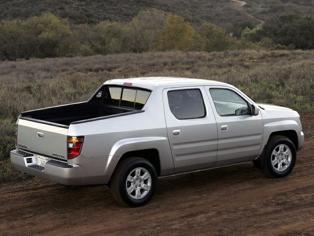 2007 Honda Ridgeline Exterior Photo