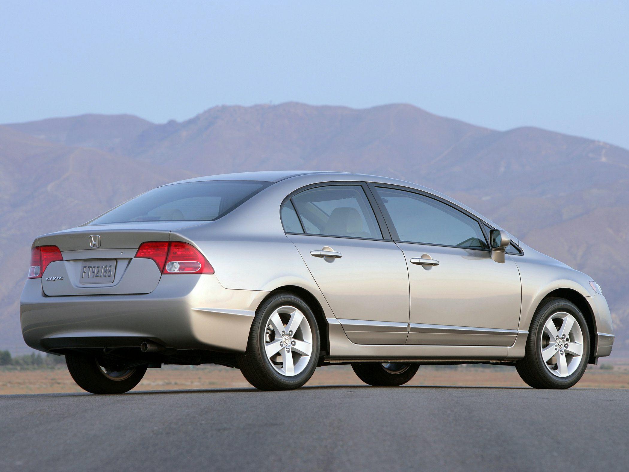 2006 honda civic gx 4dr sedan pictures for Honda civic gx