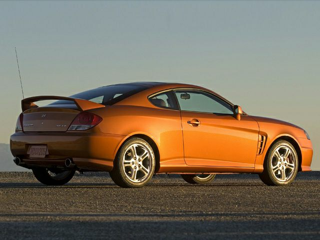 2006 hyundai tiburon gt limited 2dr coupe pictures. Black Bedroom Furniture Sets. Home Design Ideas