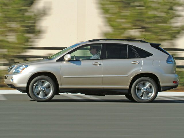 2006 lexus rx 400h base 4dr front wheel drive hybrid pictures. Black Bedroom Furniture Sets. Home Design Ideas