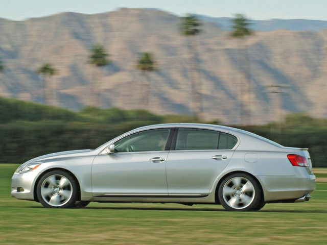 2006 Lexus GS 300 Exterior Photo