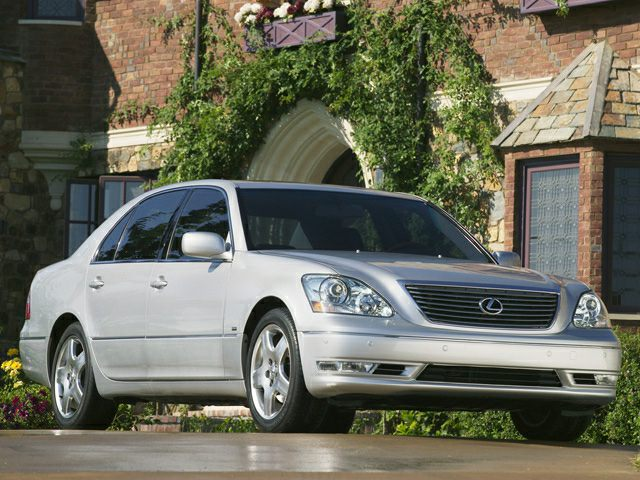 2006 Lexus LS 430 Exterior Photo