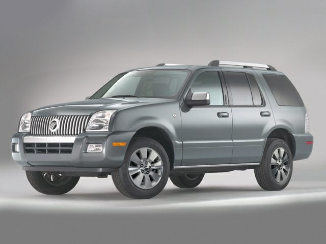 2007 Mountaineer