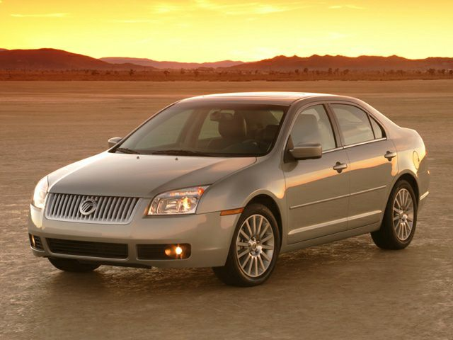 2006 Mercury Milan Exterior Photo
