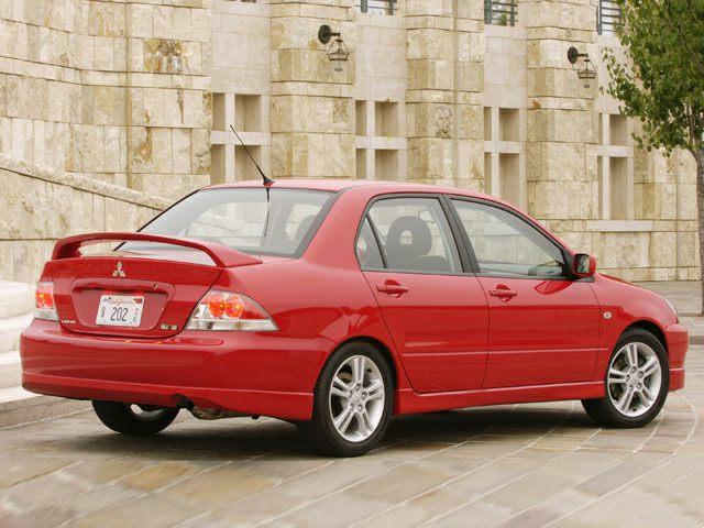 2006 Mitsubishi Lancer Exterior Photo