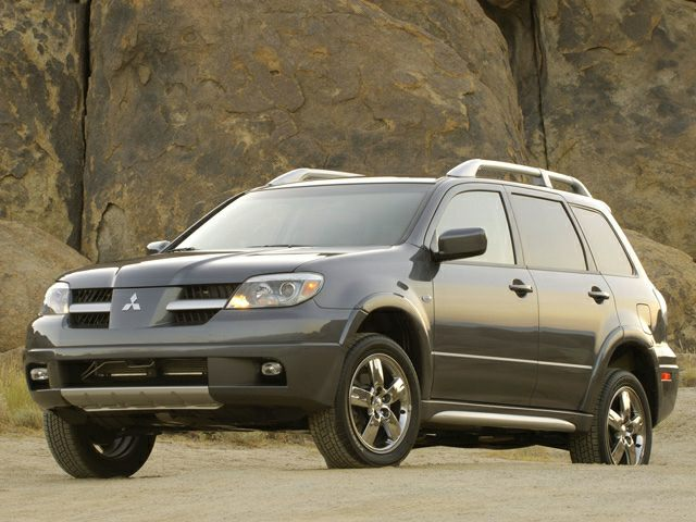 2006 mitsubishi outlander information. Black Bedroom Furniture Sets. Home Design Ideas