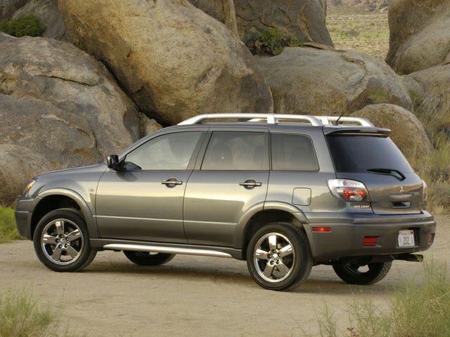 2006 mitsubishi outlander ls 4dr all wheel drive pictures. Black Bedroom Furniture Sets. Home Design Ideas