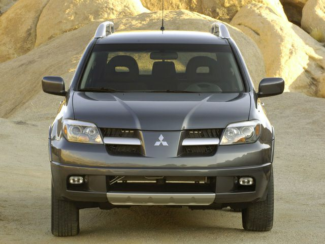 2006 mitsubishi outlander pictures. Black Bedroom Furniture Sets. Home Design Ideas