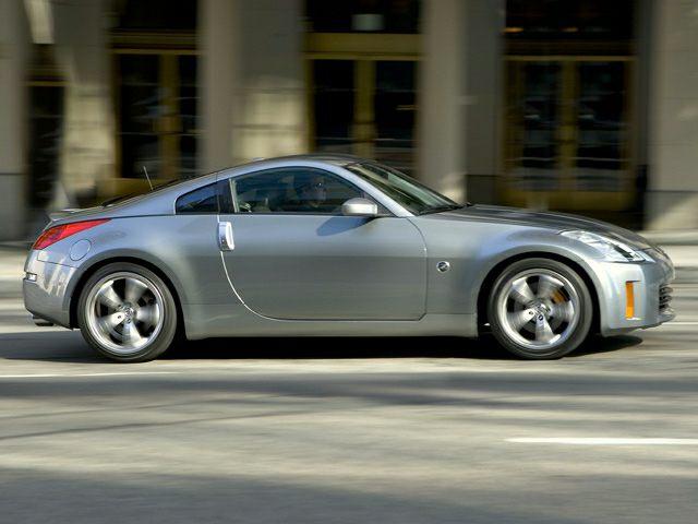 2006 Nissan 350Z Exterior Photo