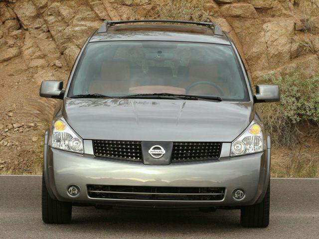 2006 Nissan Quest Exterior Photo