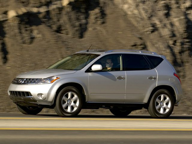 2006 Nissan Murano Exterior Photo