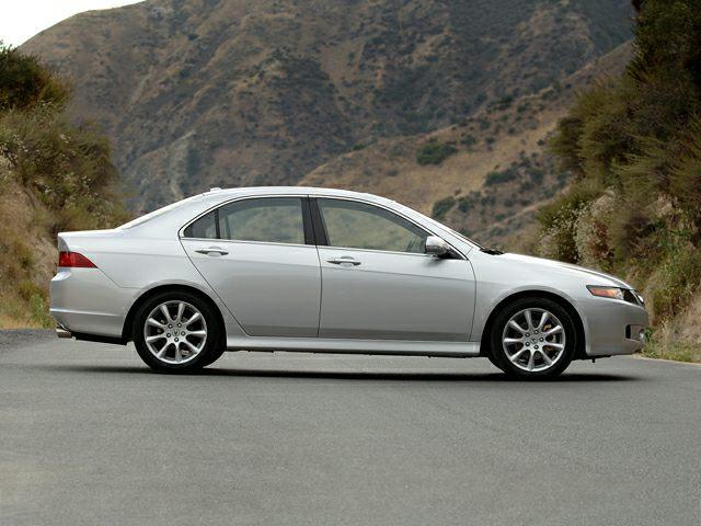 2007 Acura TSX Exterior Photo