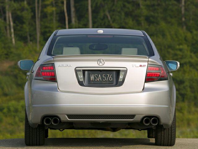 2007 Acura TL Exterior Photo