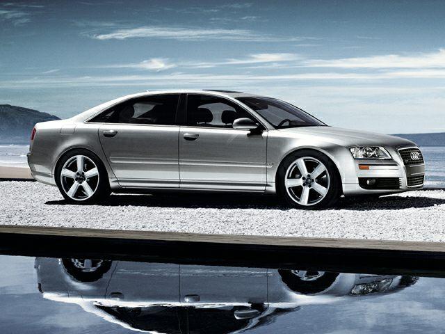2007 Audi A8 Exterior Photo