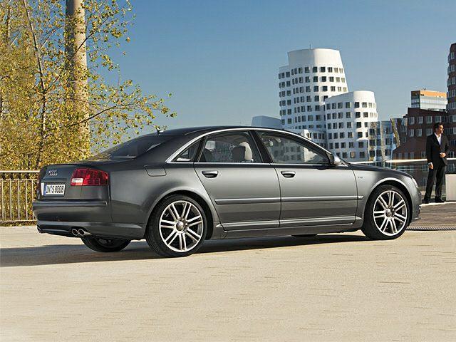 2007 Audi S8 Exterior Photo