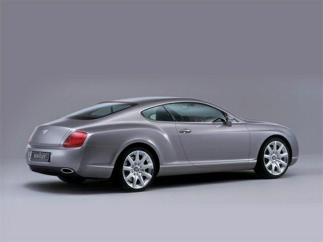 2007 Bentley Continental GT Pictures