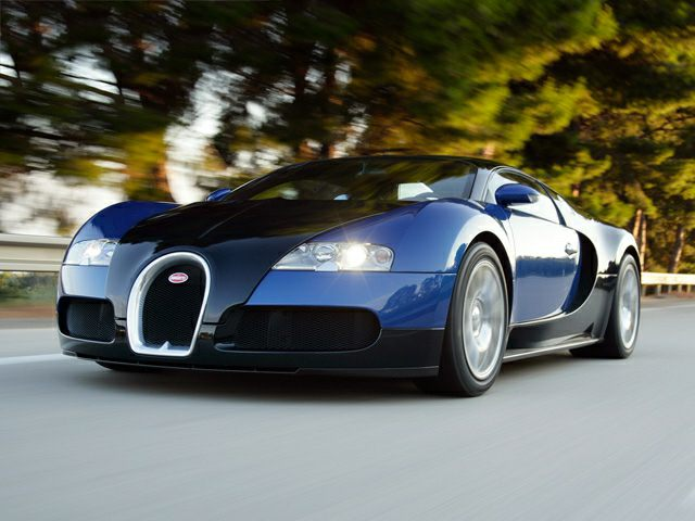 2007 Bugatti Veyron Exterior Photo