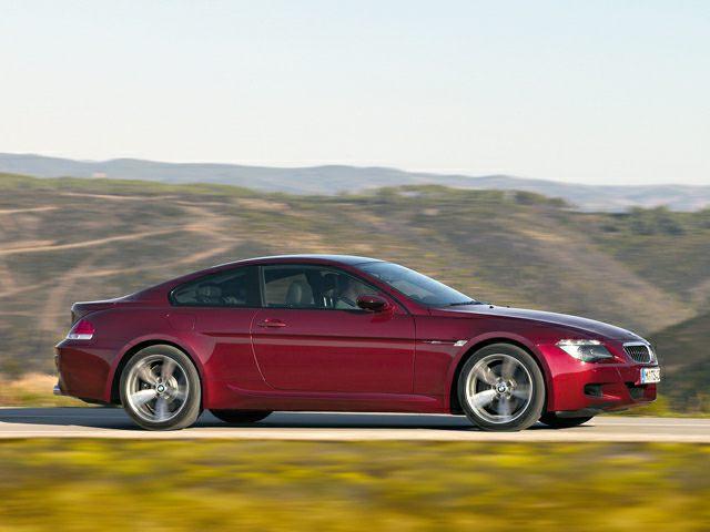 2007 BMW M6 Exterior Photo